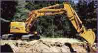 Case CX excavators