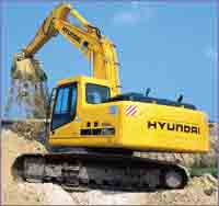 Hyundai Robex 7 Series excavators