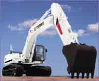 Terex TXC excavators