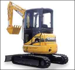 CX Compact-Excavator