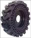 Nu-Air semi-pneumatic tires