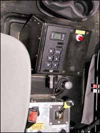 Gear Selector