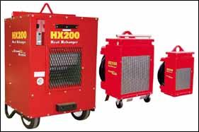 Ground Heaters