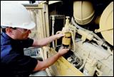 Installing a fuel filter