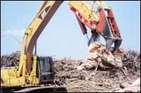 60 Talon Debris
