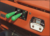 Ditch Witch Trench Depth Meter