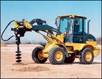 Concentrated Power and Versatility: Small Wheel Loaders