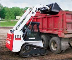 Bobcat T140