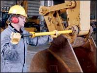 Slide Sledge Heavy Equipment Hammer