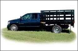 Dodge Ram 3500 Box-Off 4×2
