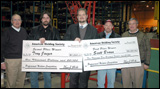 Winners of American Welding Society's Professional Welders Competition