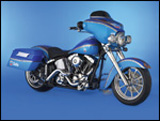 Frontier motorcycle