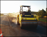 Bomag's BW190AD-4 HF with Intelligent Compaction