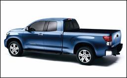 Toyota Tundra pick-up truck