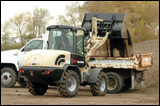 Ingersoll Rand WL-440 compact wheel loader