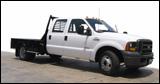 Ford F-350 truck