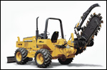 Astec chain-type trencher