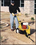 Ground Hog T-4 trencher