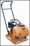 Multiquip vibratory plate compactor