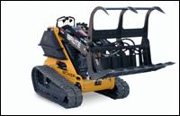 Compact Power mini skid steer loader