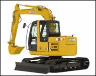 John Deere 75C crawler excavator