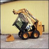 Case 400 Series skid-steer loader