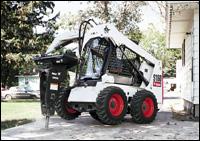 Bobcat K-Series skid-steer loader