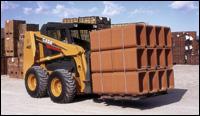 Case skid-steer loader