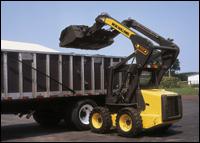 New Holland skid-steer loader