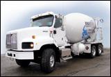 Paystar 5000i mixer truck