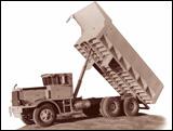 Cline coal hauler