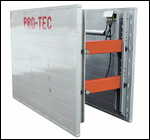 HATS series aluminum trench shields