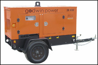 Godwin Power generator