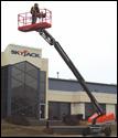 Skyjack aerial platform