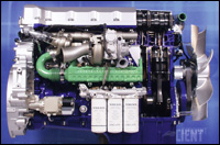 Volvo 2007-model diesels