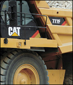 Caterpillar Power Edge logo