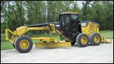 Caterpillar M-Series motor grader