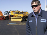 Jeff Berls, equipment maintenance manager at DuPage County (Ill.) Airport