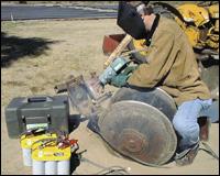 Broco GOWELD welder