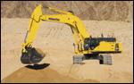 Komatsu PC800LC-8 crawler excavator