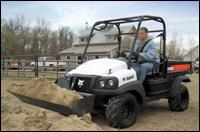 Bobcat 2300 utility vehicle
