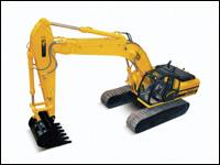 JCB Auto excavator