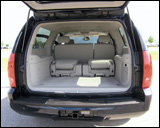 Yukon XL, rear view