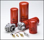 Baldwin PureForce hydraulic filtration line