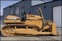 Case 1850K Series 3 crawler dozer