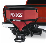 TGS 600 Tailgate Spreader from The Boss Snowplow