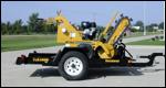 Vermeer TLR30 trailer
