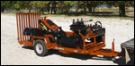 Ditch Witch T7B trailer
