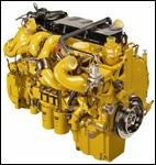 Caterpillar C13 vocational engine