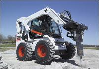 Bobcat HB1180 hydraulic breaker